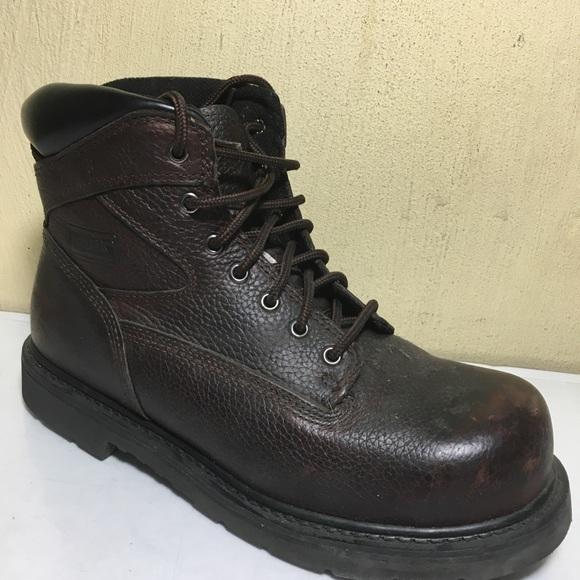 66f59245acf Worx Steel Toe boots